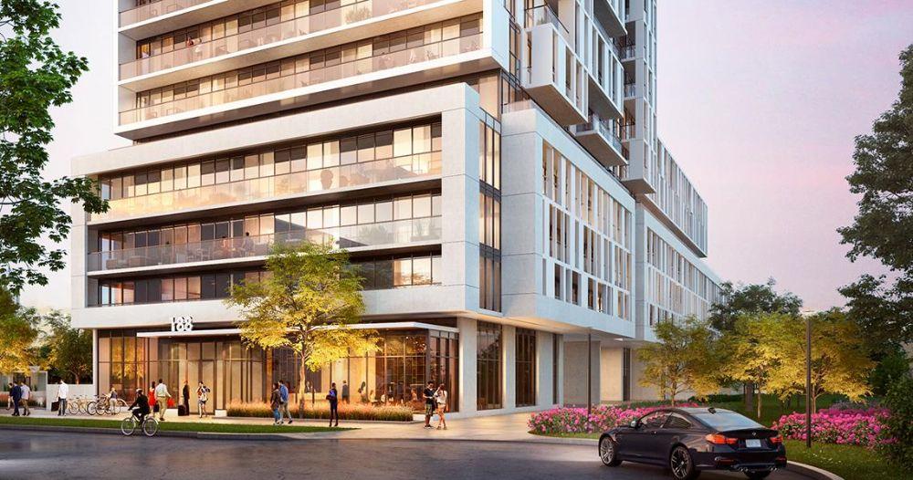 北约克繁华商区公寓楼花Verde Condo