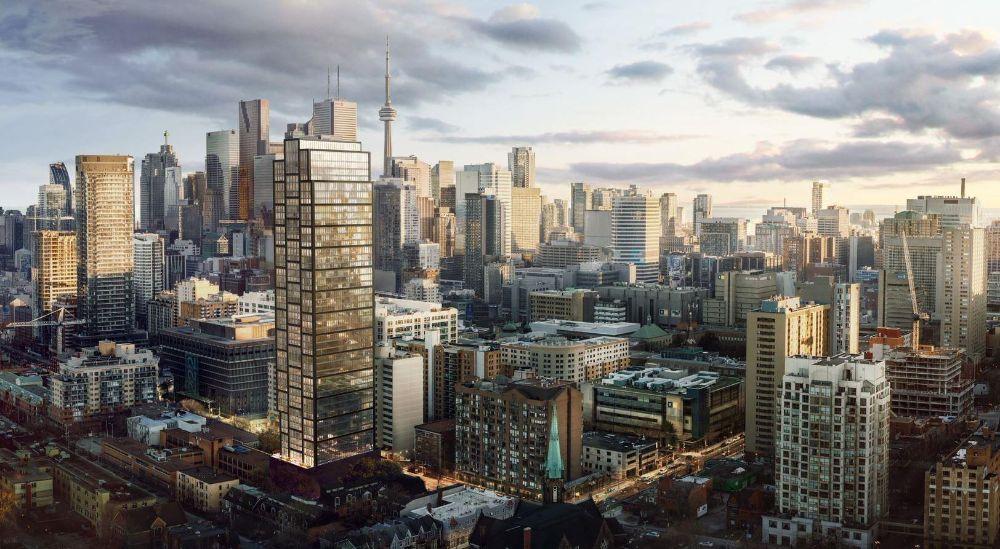 多伦多市中心高端典雅Prime Condo