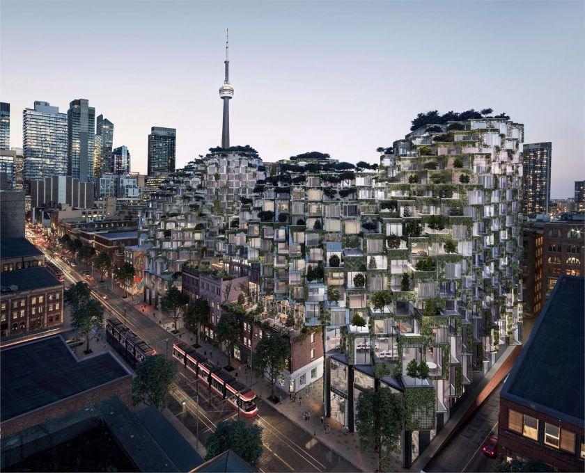 多伦多市中心精品King Toronto帝王公寓