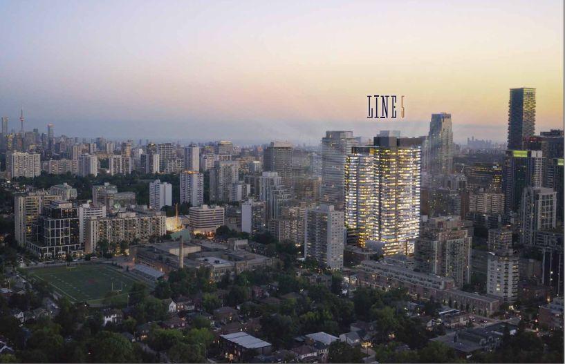 Line 5公寓,Midtown高端楼花