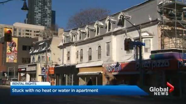 月租$2000,房子竟然没水没暖气?多伦多租客告到媒体